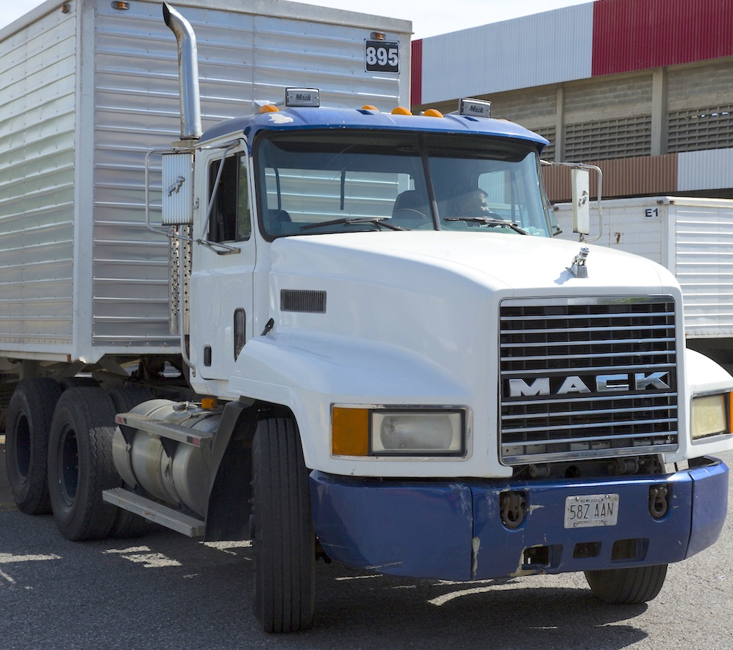 Sydney to Wagga - Freight Truck loaded for a long distance delivery